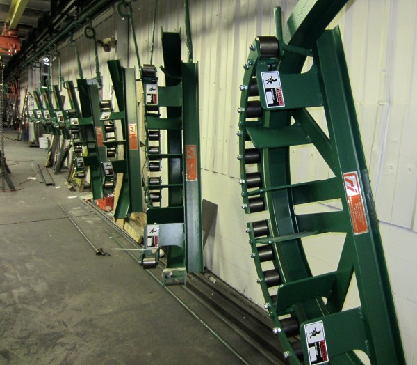 4x4 Power And Free Conveyor System Rapid Industries