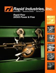 Rapid Flow 3x3 Conveyor System Brochure