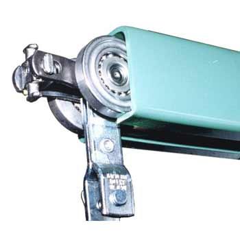 rapid flex enclosed track conveyor component