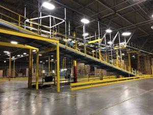 Rapid Industries conveyor system