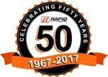 celebrating 50 years badge icon